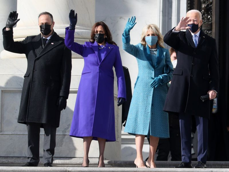 News / Eventi - Inauguration Day: il cambiamento inizia dal look