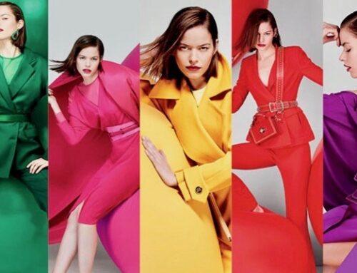 Come scegliere e abbinare i colori da indossare