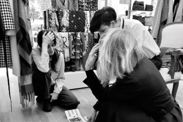Consulenza d'immagine in negozio, showroom, boutique, store Roma
